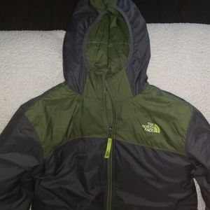 North Face Boys Large 14/16 Winter Coat